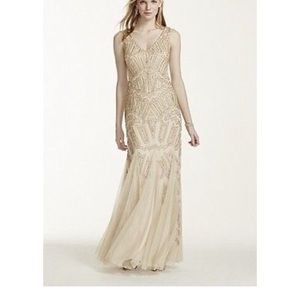 NEW Adrianna Papell Gown